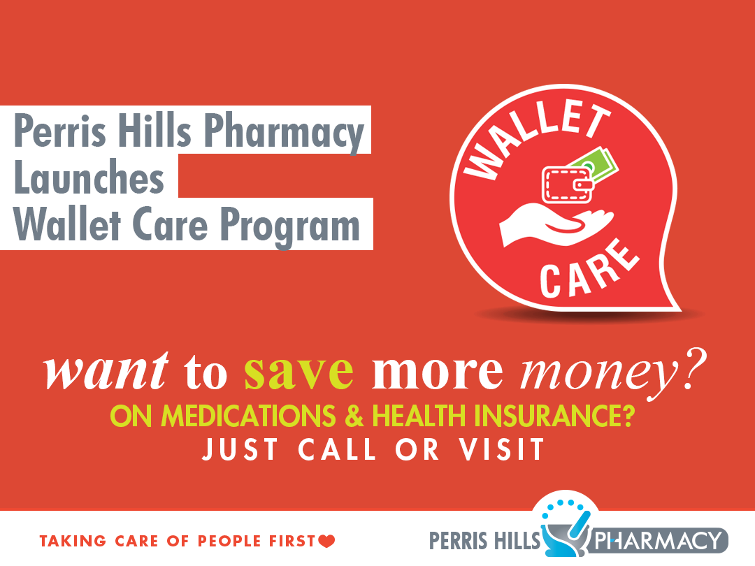 Wallet Care Program, Save Money of Health Insurance and Medication Copays